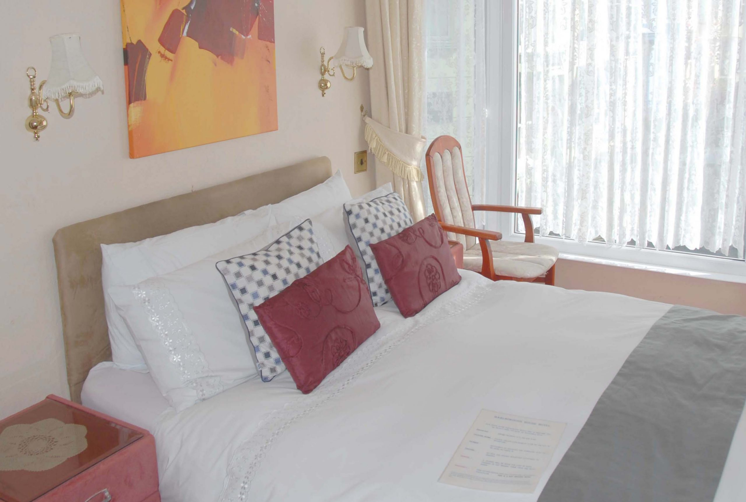 best bed in Tenby